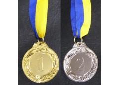 Медаль 500  1/  2  /3  місце
