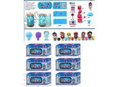 Лялька LOL Boy в капсулі в коробці синя 89211B (216)