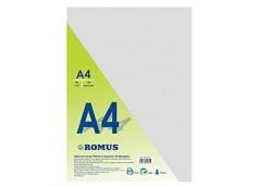 Папір офіс А4 Ромус 80гр 100арк. R51055(25)