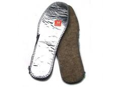 Встелька для взуття 2слоя з фольг розмір від 39 по48, №24-29-15/24500 (500)