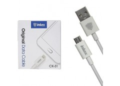 Кабель зарядний INKAX CK-31 USB - micro USB V8