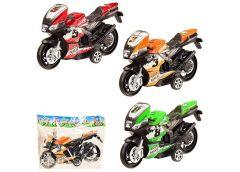 Мотоцикл інерц. 3 кол. в кул. 17*5см. 607 (180/360)