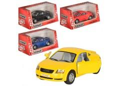 Машинка Kinsmart Audi TT мет.  інерц відкрив двері в кор 1:32 KT 5016 W (24)