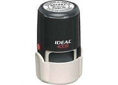 Оснастка для кругл. печатей пласт. 400R Ideal,  Ф40мм. з футляром (1)