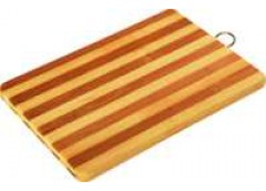Доска кухонна бамбук 32*22*1,7 см  3222/6005 А-плюс (30)