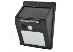 Фонар вуличний сенсорний соняч/батар Solar 609-20