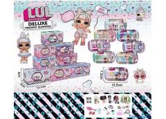 Лялька LOL в капсулі,13*8*8см ST 555-2 (288/2/15 шт)