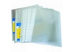Файли ECONOMIX A-4+  40мк глянц за 100шт Е31107 (1/20/15) &&
