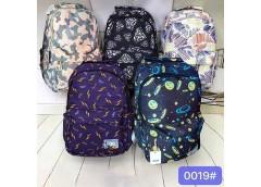 Рюкзак молодіжний  асорті 0019