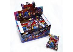 Фігурки в кор,  Brawl Stars 54 в пакете + катрочка LDY220870 (24/1152)