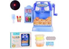 Апарат для попкорна, світ, звук, гроші, продукти, аксес. в кор. 36*27*8см. 1106B...