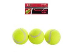 Тенісні мячі  в кул 3шт 23*11см. ціна за 3 шт.  MS 0234 (240) &&