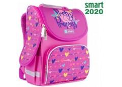 Рюкзак каркасний Smart PG-11 Pretty Princess, 34*26*11см. 558048