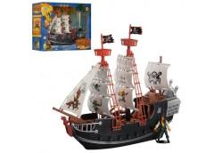 Корабель піратів в кор фігурки 41*26*13см M 0516 U/R (12)
