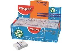 Ластик Maped Domino 40 по 40шт в боксі MP 511240  (40/1400)