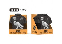 Наушніки Stereo Yookie YK05