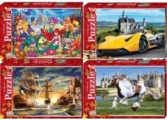 Пазли Puzzle 380 елем (10) Danko toys