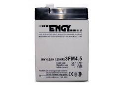 Аккумулятор Engy з вушками 6V 4Ah OSM 11365 (20)