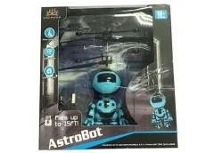 Літаючий робот  сенсорне управл. світит. зарядка в коробці JQ 1383/87060