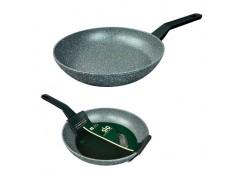 Сковородка Lurta Oslo, класична 24см.  LR-00124