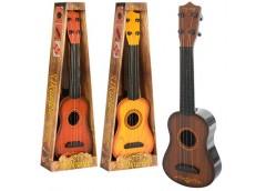 Гітара в кор. 40см. струни 4 шт. 3 кол. 0381-1-2-3 (48)