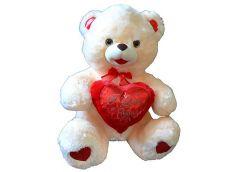 Ведмідь травка з серцем