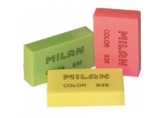 Ластик Milan прямокутна неон Color 936 (36/900)