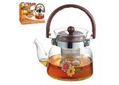 Заварник-Чайник стікло Stenson 800ml  MS-0132 (24)