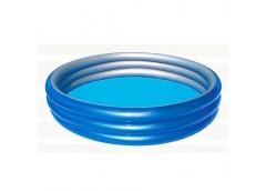 Басейн 3 кільця круглий металік, 201*53см Bestway 51043 BW (3)