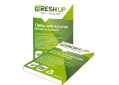 Папір д/нотат Fresh Up 145х100х100 арк. некл. білий FR-145100 /100708