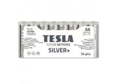 Бат. R6 сп. Tesla Silver+ Special LR06 92325 (24)