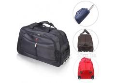 Дорожня сумка на колесах 531680 середня (якісна)