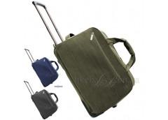 Дорожня сумка на колесах Usmivka 2колес, Середня 52x28x31см 538802