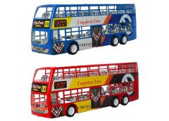 Автобус двухетажний  інерц  38см XY 968 (60)