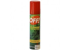 Аєрозоль від комарів OFF! Extreme 100мл 104090 ФОРВ (12)