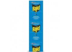 Пластіна від комарів Raid 10 шт/планшетка 636837 ФОРВ &&