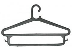 Вішалка (плечики) пласмасові+під штани  (10)