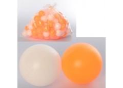 Тенісні шар 38мм. шовний, 2 кол. 100шт. упак.  MS 3014 (1200)