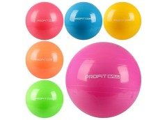 М'яч для фітнеса 75см 1100 г.  MS 0383 (24)