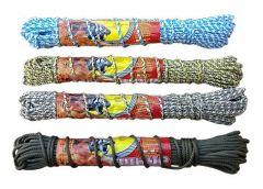 Вірьовка  поліпропіленова плетена з жорст. наповнювачем  d3 10м  B-12 (320)