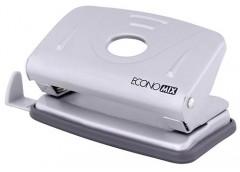 Діркопр ECONOMIX до 10 арк. з лінійкою, метал корпус E40130
