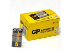 Крона GP Supercell 9V 1604S-B (1/50)