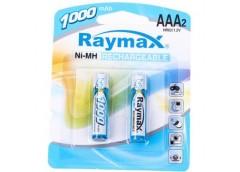 Аккумулятор Raymax NI-MH  R3 1.2V 1000mAh (2)