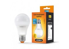 Лампочка LED 10 Вт E27 4100K 220В VIDEX  VL-A60e-10273 (1)