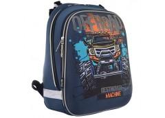 Рюкзак каркасний 1Вересня H-12 Off-road 555938