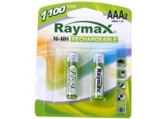 Аккумулятор Raymax NI-MH  R3 1.2V 1100mAh (2)