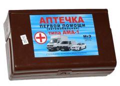 Аптечка 36 пр. (червоний хрест) буторфанол тарерат АЛОІД  АМА-1 упак ЛТД 47255