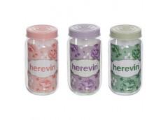 Банка для сипких продуктів Herevin Helezon 1 л. 140377-500 ЮГ-К