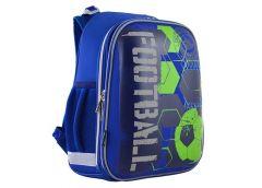 Рюкзак каркасний 1Вересня H-12 Football 555946