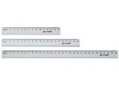Лінійка BUROMAX 15 см. алюмінева срібна BM 5800-15 (24/1440)
